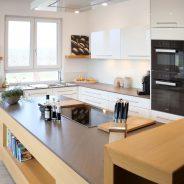 Exklusive Küche Nuss Möbelmanufaktur