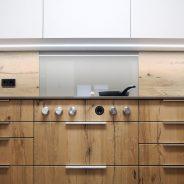 NUSS Möbelmanufaktur – kleine Küche
